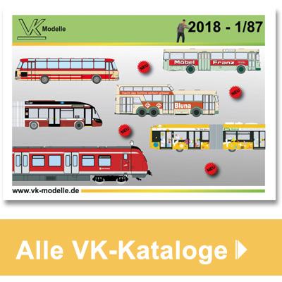 VM-Modelle Kataloge