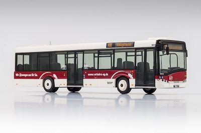Solaris U12, 2türig, BSVAG 0918, 418 Riddagshausen