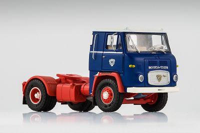Scania LB 7635 Sattelzugmaschine, lange Kabine Eckfenster