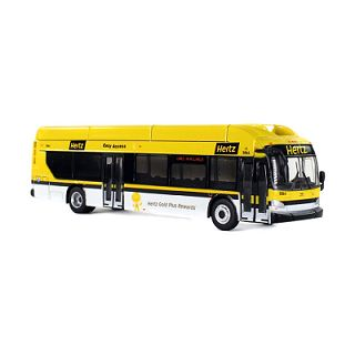 New Flyer xcelsior CNG: Hertz