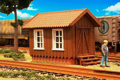 kleine Werkstatt, Hinterhoflager, Erfinderremise