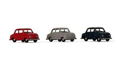 Minikit 3 x Goggo Limousine, Farbmix