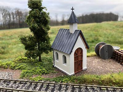 Kleine Kapelle / HO