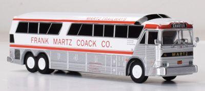 1970 MCI MC-7: MARTZ TRAILWAYS