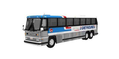 1984 MCI MC-9: GREYHOUND CANADA