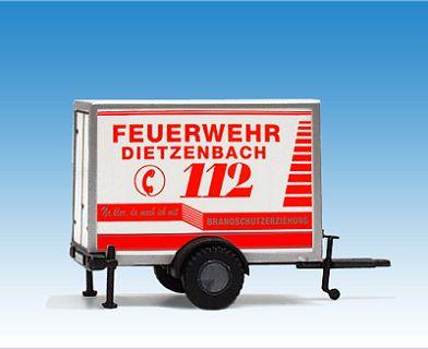 Feuerwehr Dietzenbach, Kofferanhänger