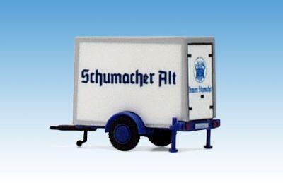 Schumacher Alt, Kühlkoffer