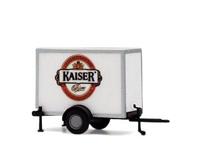 Kaiser, Kühlkoffer