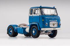 Scania LB 7635 Sattelzugmaschine blau mit weiß