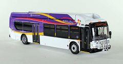 New Flyer xcelsior XN40 CNG Glendale