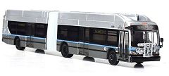 New Flyer xcelsior XN60 Articulated: Boston Silver Line