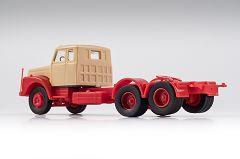 Scania 111 Szm. beige-rot