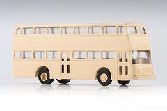 Büssing Präfekt DD-Bus, Trilex vorn, Bausatz