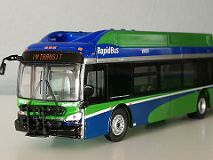 New Flyer xcelsior XN60 Articul.: Vancouver Rapid, TransLink