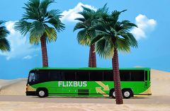 MCI D4505: FLIXBUS Phoenix