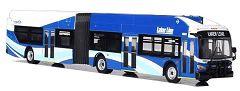 New Flyer Xcelsior XD60: Laker Line Grand Rapids