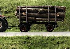 Kurzholztransporter FERTIG