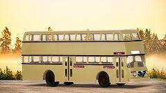 Büssing DD-Bus, neutral, ähnlich Berlin