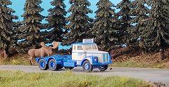 Scania 111 Szm. HALLENS, Schweden