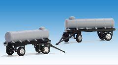Wasserwagen als Kuhtränke